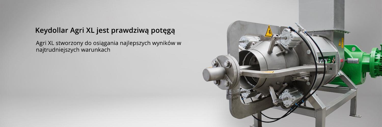 Separator obornika Keydollar